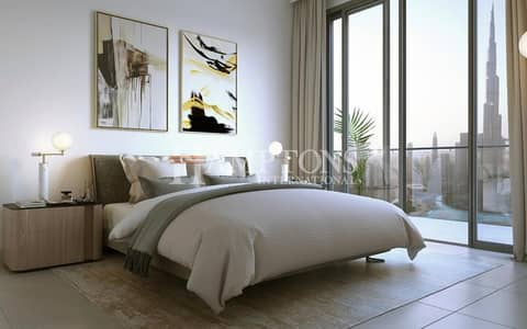 2 Bedroom Flat for Sale in Downtown Dubai, Dubai - Cheapest 2BR | Burj Royale | Newest in Downtown