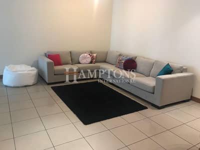 1 Bedroom Flat for Sale in Dubai Marina, Dubai - Priced To SELL | Furnished 1BR | Vacant