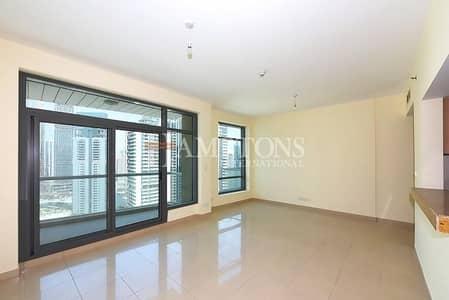 1 Bedroom Flat for Sale in Dubai Marina, Dubai - Higher Floor Vacant 1BR | Well Maintained