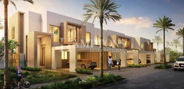 4 Bedroom Townhouse for Sale in Arabian Ranches, Dubai - Beautiful 4BR Townhouse | Al Reem 2