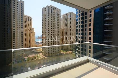 2 Bedroom Apartment for Sale in Dubai Marina, Dubai - Upgraded 2BR + Maids in Marina Promenade