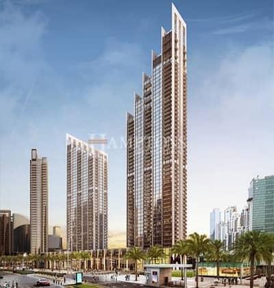 2 Bedroom Flat for Sale in Downtown Dubai, Dubai - Burj Khalifa View | Large 2BR BLVD Heights