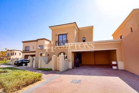 4 Bedroom Villa for Sale in Arabian Ranches 2, Dubai - Lila Type 2 | Single Row | Brand New Villa