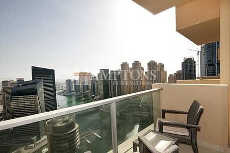 1 Bedroom Flat for Sale in Dubai Marina, Dubai - Full Marina View   Vacant   Above 20th