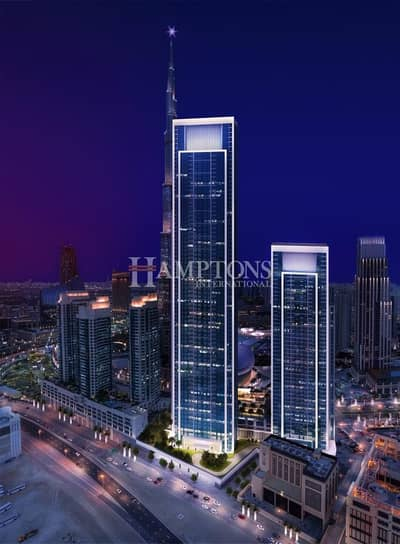 2 Bedroom Flat for Sale in Downtown Dubai, Dubai - Mid Floor 2BR Downtown Opera District