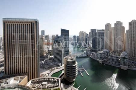 1 Bedroom Apartment for Sale in Dubai Marina, Dubai - Furnished 1BR   Serviced by Address Marina