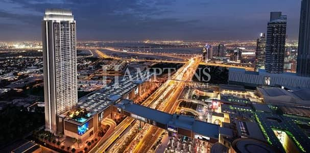 1 Bedroom Flat for Sale in Downtown Dubai, Dubai - Investors Deal | 1BR in Downtown Views 2
