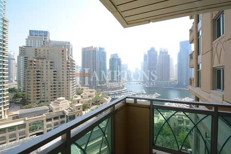 3 Bedroom Flat for Sale in Dubai Marina, Dubai - Vacant Soon 3BR + Maids with Marina View