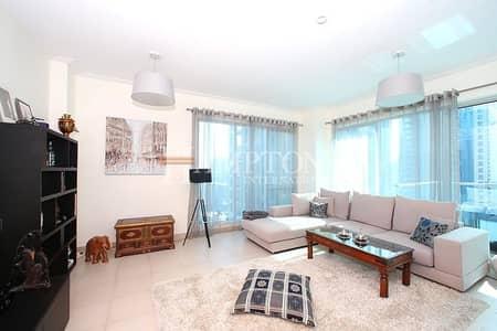 2 Bedroom Flat for Sale in Dubai Marina, Dubai - Spacious 2BR | Marina View | Rented