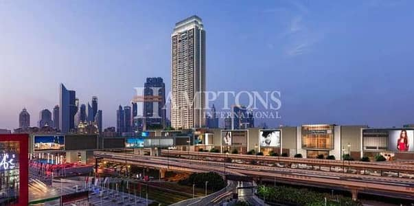 1 Bedroom Flat for Sale in Downtown Dubai, Dubai - HOT Deal | High Floor 1BR in Downtown Views