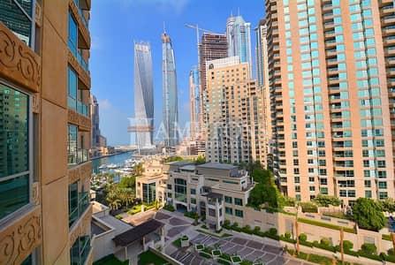4 Bedroom Apartment for Sale in Dubai Marina, Dubai - Partial Marina View   Large 4BR in Al Mesk