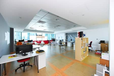 Office for Rent in Jumeirah Lake Towers (JLT), Dubai - Fitted Office + Pantry | HDS Business Tower