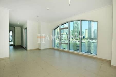 3 Bedroom Apartment for Sale in Dubai Marina, Dubai - Full Marina View | Spacious & Bright 3BR + M