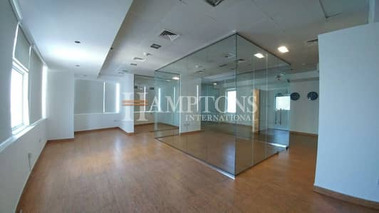 Office for Rent in Jumeirah Lake Towers (JLT), Dubai - Fitted Office  1