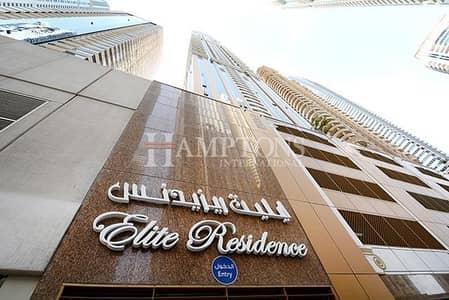 2 Bedroom Apartment for Sale in Dubai Marina, Dubai - High Floor Sea View 2BR | Vacant