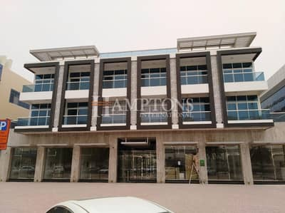 Office for Rent in Umm Al Sheif, Dubai - Fitted Office for rent at Sheikh Zayad Road