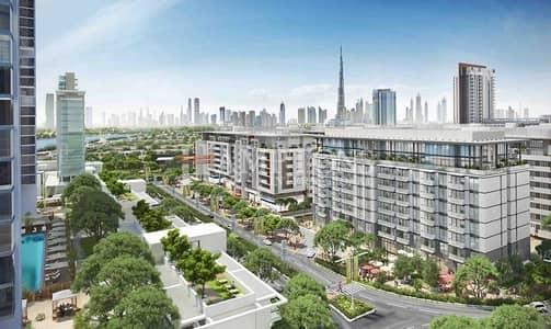 Studio for Rent in Mohammad Bin Rashid City, Dubai - Large Studio I Semi Furnished I High Floor