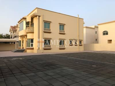 5 Bedroom Villa for Rent in Umm Al Sheif, Dubai - Vacant Commerical Villa in Umm Suqeim