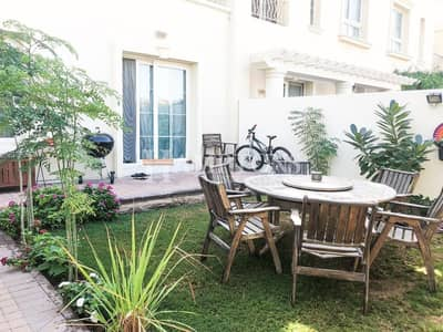 2 Bedroom Villa for Sale in The Springs, Dubai - Landscaped   2BR + Study   Type 4M