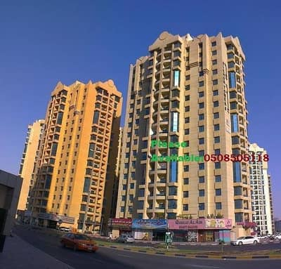 3 Bedroom Flat for Rent in Ajman Downtown, Ajman - 3BHK AVAILABLE FOR RENT IN AL KHOR TOWER