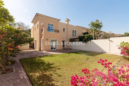 3 Bedroom Townhouse for Rent in Arabian Ranches, Dubai - Vacant   Backing Park   Well Maintained