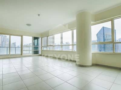 3 Bedroom Villa for Rent in Dubai Marina, Dubai - Marina Quays | 3BR Villa | Podium Level