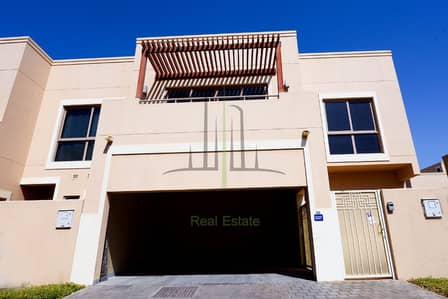4 Bedroom Villa for Sale in Al Raha Gardens, Abu Dhabi - Great Investment 4BR villa w/ study room