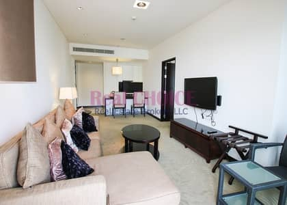 1 Bedroom Hotel Apartment for Sale in Dubai Marina, Dubai - Full Marina View | 1BR Fully Furnished