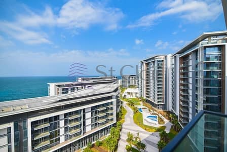 1 Bedroom Flat for Rent in Bluewaters Island, Dubai - 1 BR | Brilliant Sea & Garden View |
