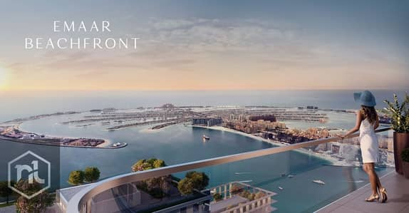 2 Bedroom Apartment for Sale in Dubai Harbour, Dubai - Gorgeous 2Br in  Marina Vista with a magical view