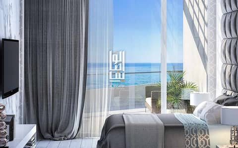 1 Bedroom Apartment for Sale in Palm Jumeirah, Dubai - 1Bedroom With Full Sea View 70% on handover..