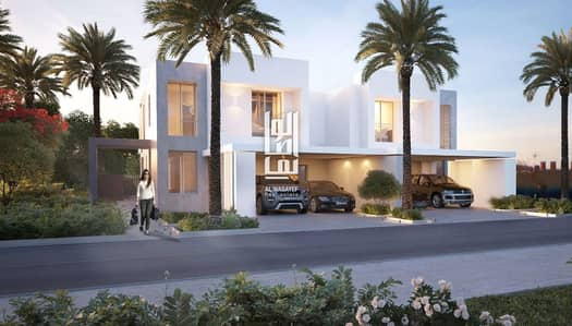 3 Bedroom Townhouse for Sale in Dubai Hills Estate, Dubai - 3 YRS POST HANDOVER WITH 50% OFF REGISTRATION FEE..