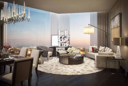 2 Bedroom Apartment for Sale in Sheikh Zayed Road, Dubai - First free hold project on sheikh zayed road