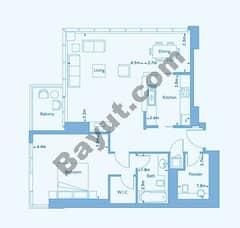 1 Bedroom Suite 3