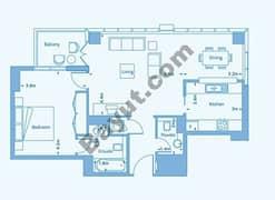 1 Bedroom Suite 4