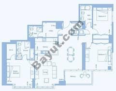 3 Bedroom Suite 1