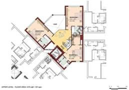 4 Bedrooms Duplex Upper Level