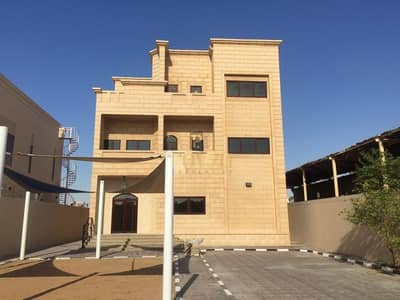5 Bedroom Villa for Rent in Mohammed Bin Zayed City, Abu Dhabi - Pvt Entrance -5 Master Beds Villa In MBZ CIty