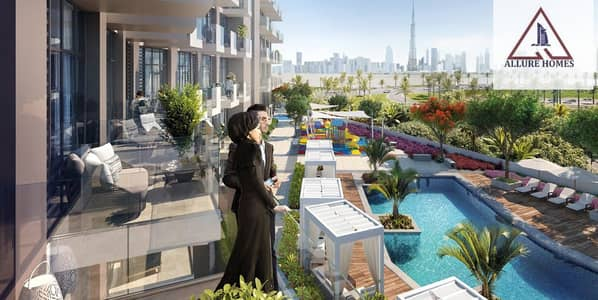 1 Bedroom Apartment for Sale in Arjan, Dubai - READY TO MOVE IN MARCH 2019 .easy payment plan