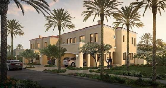 3 Bedroom Townhouse for Sale in Serena, Dubai - Casa Viva Serena 4% DLD Off 5 Yr Post-HO