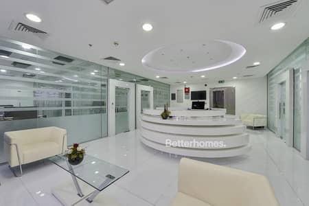 Office for Sale in Downtown Dubai, Dubai - Fitted I Burj Khalifa View I Negotiable