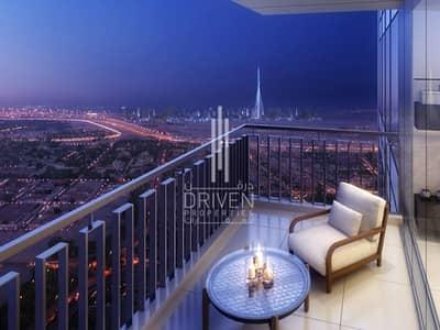 2 Bedroom Flat for Sale in Downtown Dubai, Dubai - High Floor | 2 Bedroom Burj Khalifa View