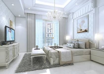 Studio for Sale in Arjan, Dubai - At a price of 555,000 apartment with a luxury classic style
