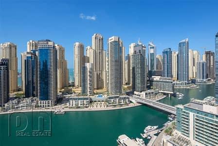 1 Bedroom Flat for Sale in Dubai Marina, Dubai - Full Marina View | 2-3 Bedroom | Vacant