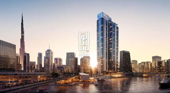 1 Bedroom Apartment for Sale in Business Bay, Dubai - Luxury 1BHK! 5 YEARS POST HANDOVER WITH 100% DLD WAIVER