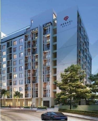 1 Bedroom Flat for Sale in Arjan, Dubai - Genesis-Meraki    Post-Handover Payment plan