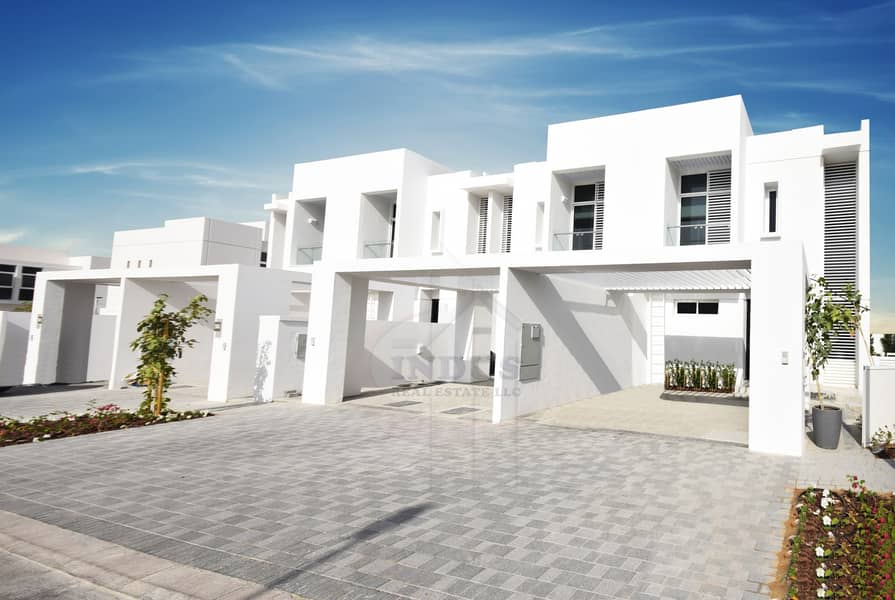 10 Arabella in Mudon - Brand New Townhouses Ready to Move in