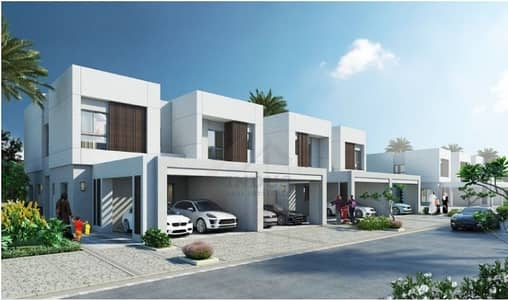 3 Bedroom Townhouse for Sale in Dubailand, Dubai - DP Villanova TH 0%DLD 4 Yrs Post-HO Plan