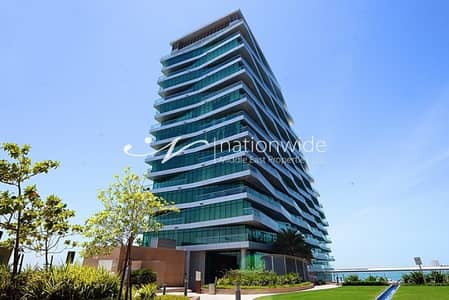 2 Bedroom Apartment for Rent in Al Raha Beach, Abu Dhabi - Dazzling 2 BR Apt with Balcony + Parking
