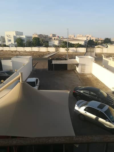 1 Bedroom Flat for Rent in Mohammed Bin Zayed City, Abu Dhabi - Amazing room and hall for rent in the city of Mohammed bin Zayed. First floor with balcony.